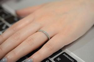 日常生活 結婚指輪