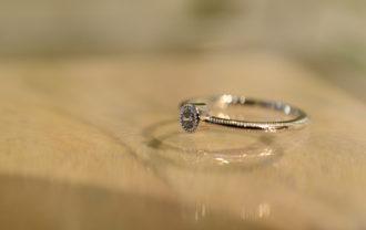 手作り結婚指輪 フクリン