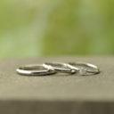 手作り婚約指輪・結婚指輪