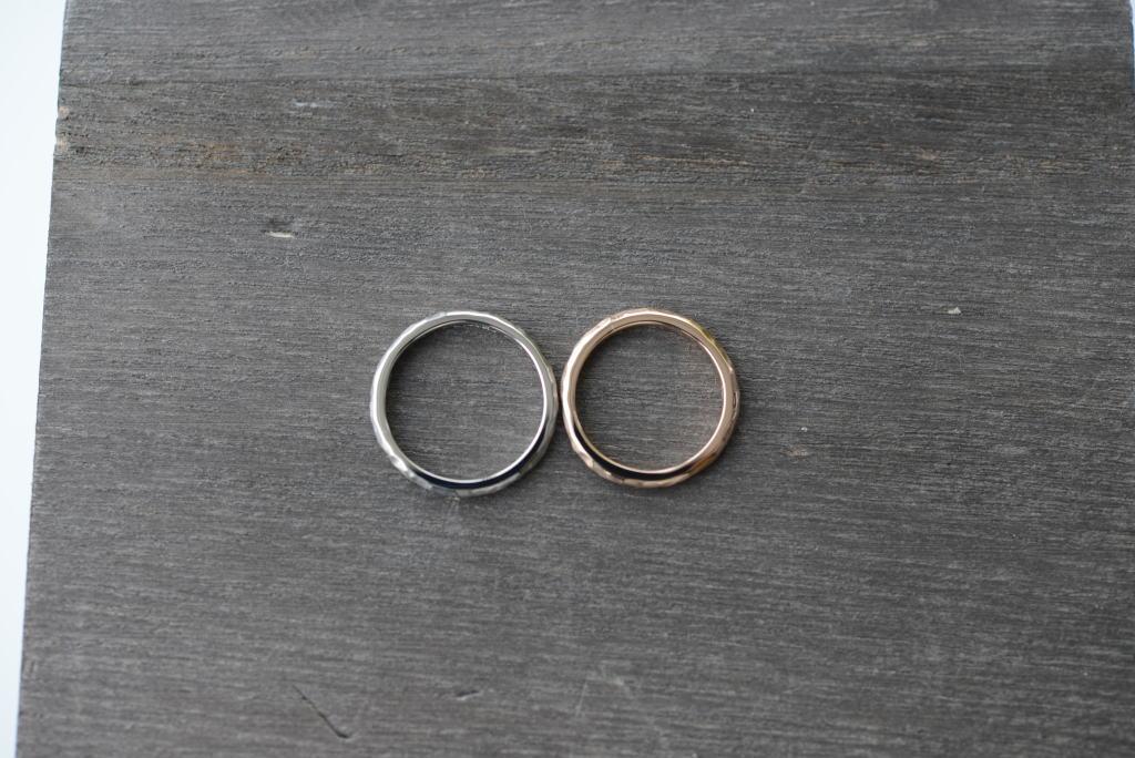 手作り結婚指輪 181-