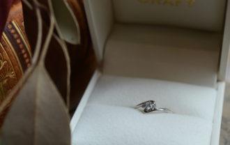手作り婚約指輪