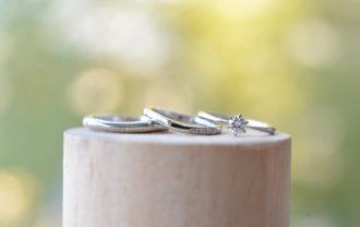 手作り結婚指輪・手作り婚約指輪