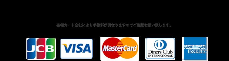 クレジットカード分割イメージ+カード利用OK