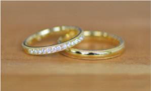 指輪 エタニティータイプ