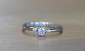 指輪 爪タイプ