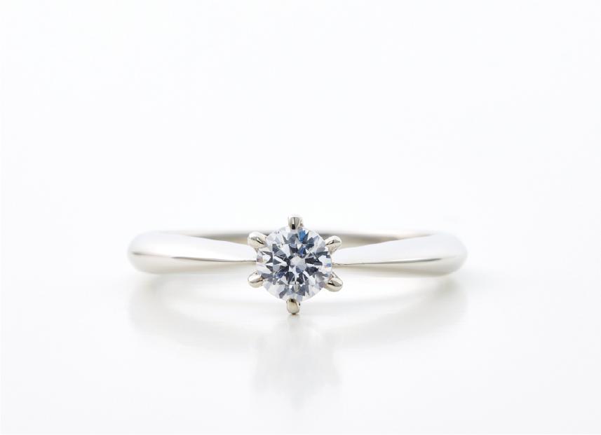 ENGAGEMENT RING 婚約指輪